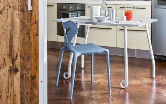 Connubia by Calligaris Stuhl Area51 CB1042 in Stühle stapelbar ...