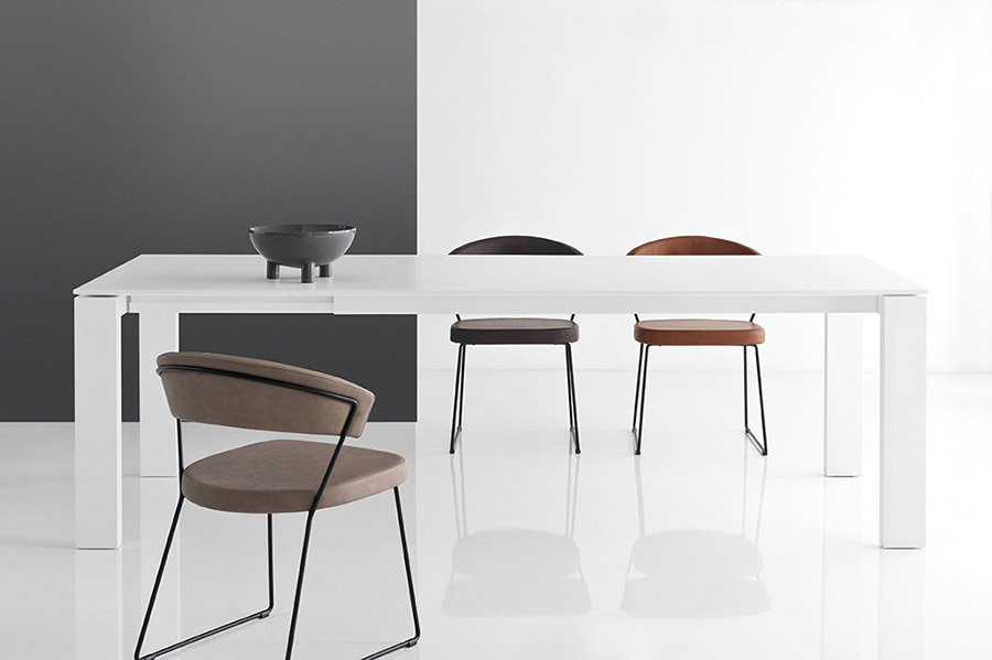 Connubia by Calligaris Tisch SIGMA WOOD CS/4069-LL 160 in Esstische ...