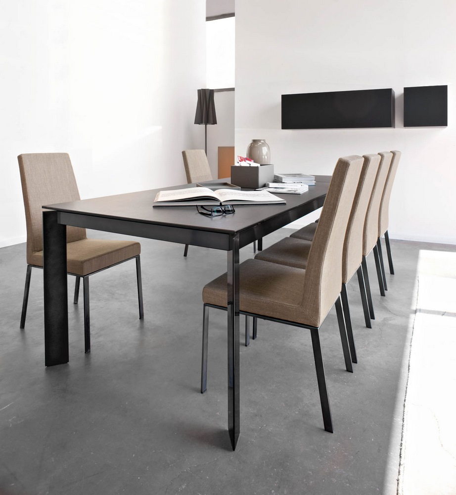 Design esstisch baron von connubia by calligaris for Calligaris baron